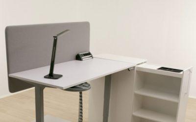 Työpöydän korkeus – näin säädät sen itsellesi sopivaksi