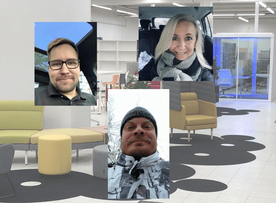 Keitä me olemme – Tampere ja Kuopio
