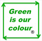 Green is our colour