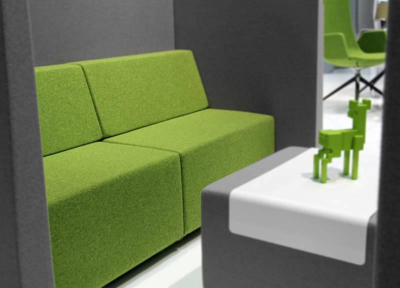 CHILL OUT pöytämoduuli  Uudet sohva ja aulakalusteet